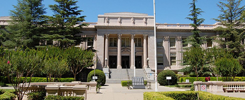 Visalia Courthouse