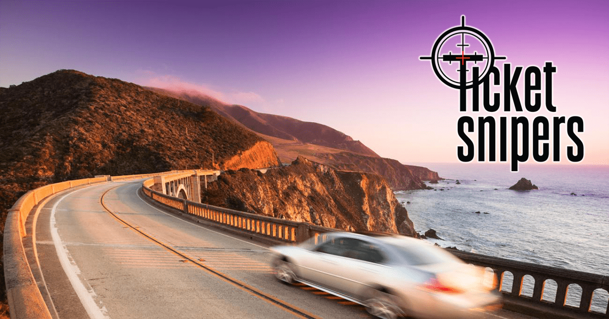 Fight Your Traffic Ticket In California | Ticket Snipers®