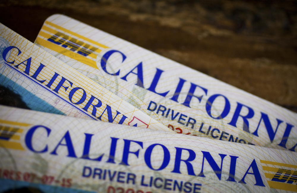 lost drivers license ca dmv