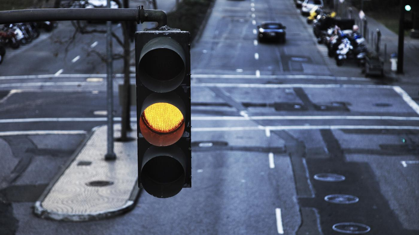 Extended Yellow Light Times Reduce California Red Light Camera Revenue