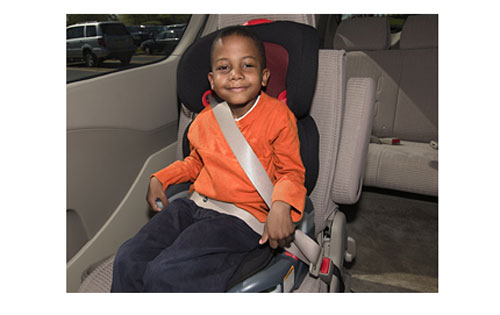 California Child Restraint And Seat Belt Laws Are Some Of The Strictest In Country