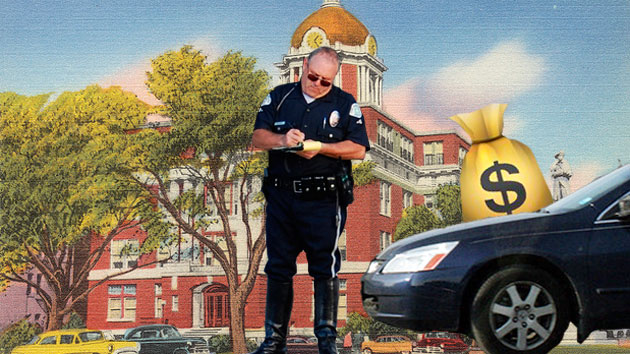 California Received Some Much Needed Traffic Ticket Reform