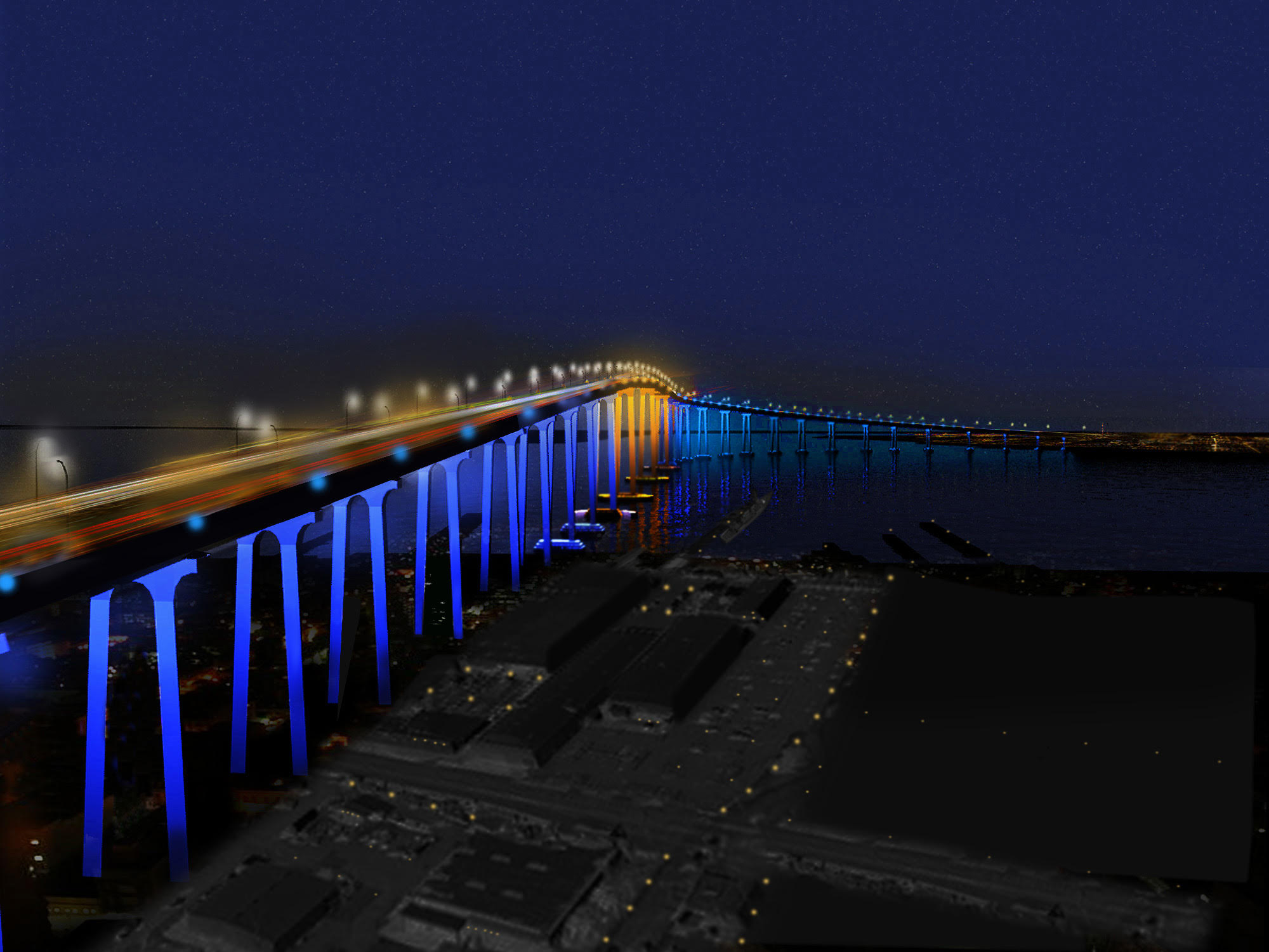 Coronado Bridge | San Diego, CA