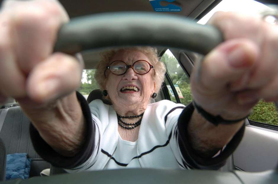 Tips for driving safely into your golden years