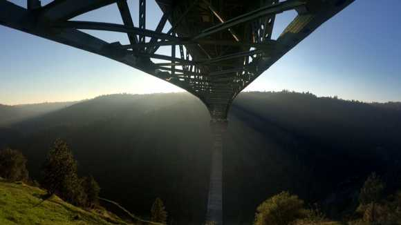 Foresthill Bridge | Auburn, CA