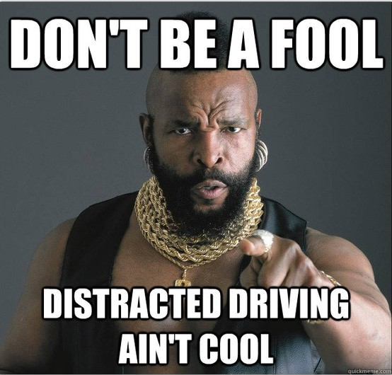 Distracted Driving in California - Debunking 4 Myths