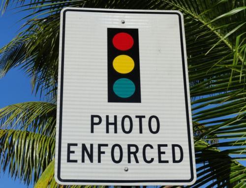 Red Light Cameras in California