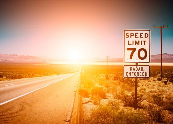 Four Major Speed Laws in California Explained
