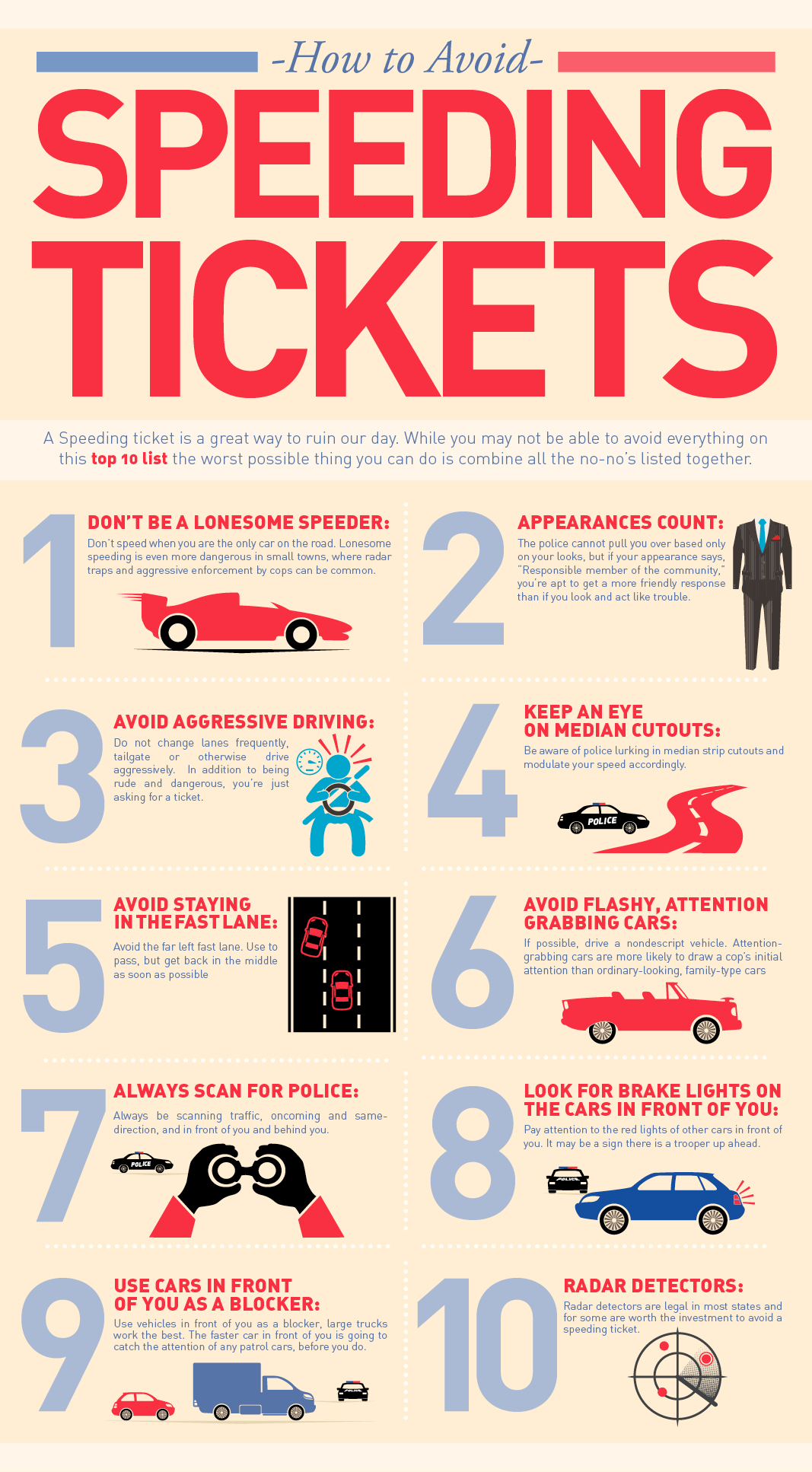 How To Beat A Speeding Ticket >> Surefire Ways To Beat A Speeding Ticket In California