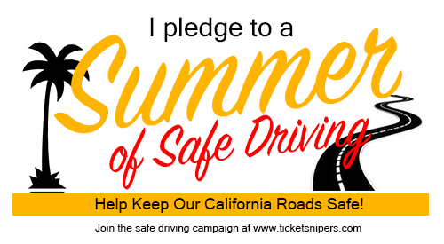 Take the Impaired Free Driving Pledge this Summer
