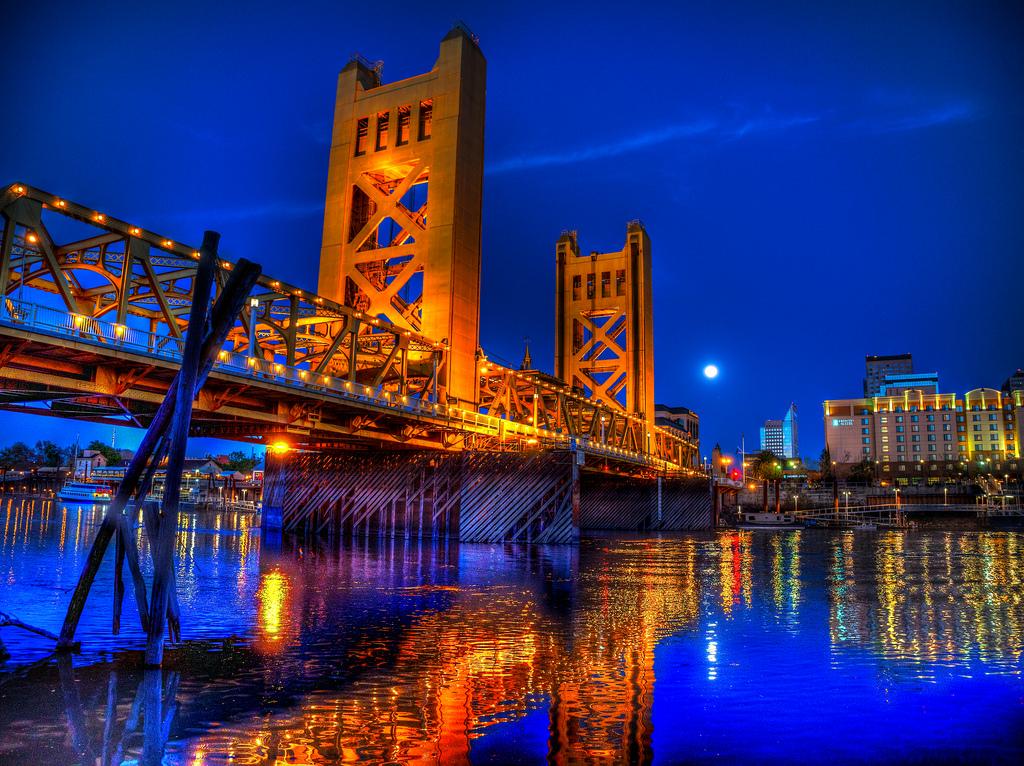 Tower Bridge | Sacramento, CA