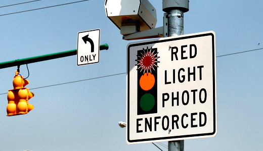 redlight cameras are about revenue, not safety