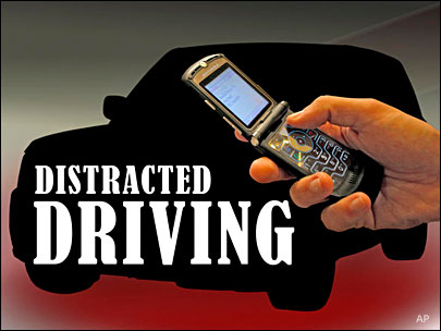 Texting While Driving >> California Study May Lead to More Distracted Driving Traffic Tickets