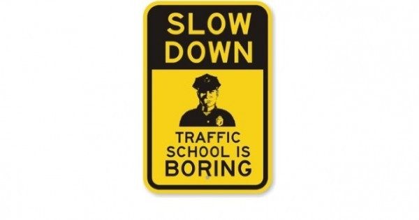 Drivers Going To Traffic Violator School May Erase
