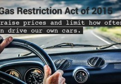 California Senate Bill 350 – Forced Gasoline Reduction?