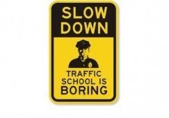 Benefits of Attending California Traffic Violator School