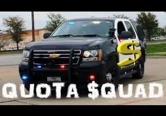California Cops Sue Over Ticket Quotas