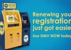 California DMV Kiosk are Now Available