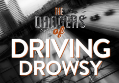 Impaired-Free Driving Series: Guide to Avoiding Drowsy Driving