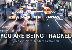 License Plate Readers Are Being Used in California