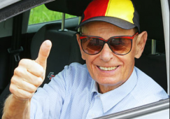 Senior Drivers in California