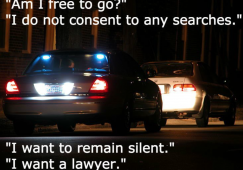 Use These Magic Phrases Next Time You're Stopped by the Cops