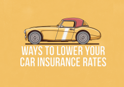 Lower Your Auto Insurance Rates in California - Expert Tips