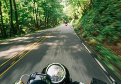 What Is Lane Splitting In California?