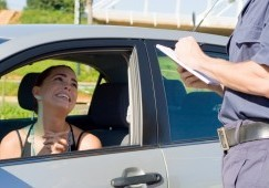 Top Five (5) Things to Remember When Pulled over for a California Traffic Violation