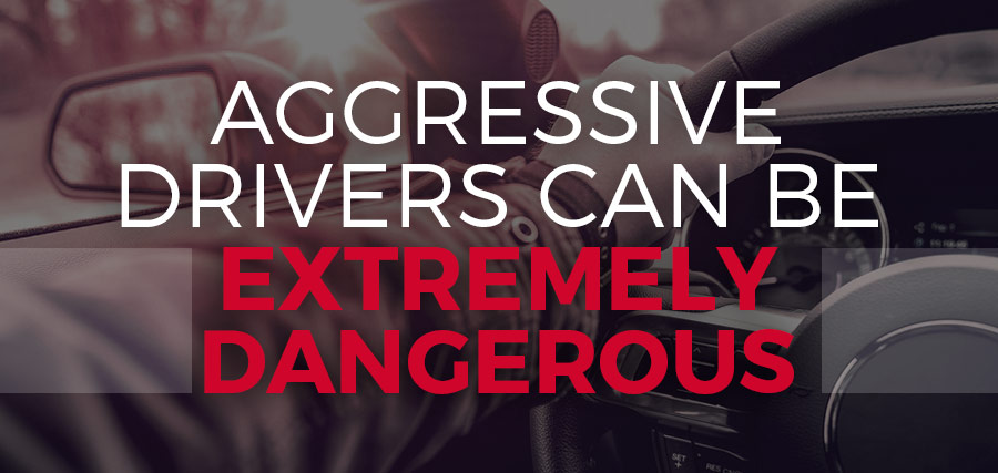 How to Avoid Aggressive Driving and Handle Aggressive Drivers