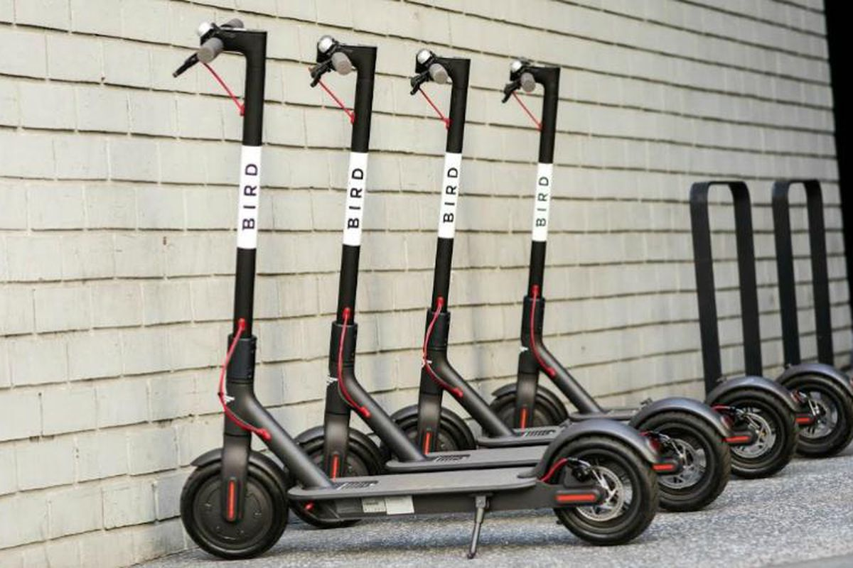 Byrd Scooters