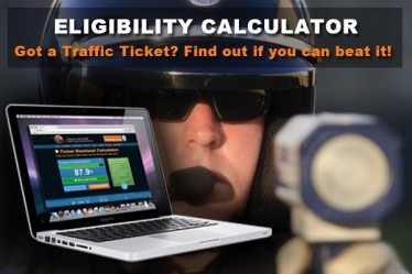 User the ticket dismissal calculator