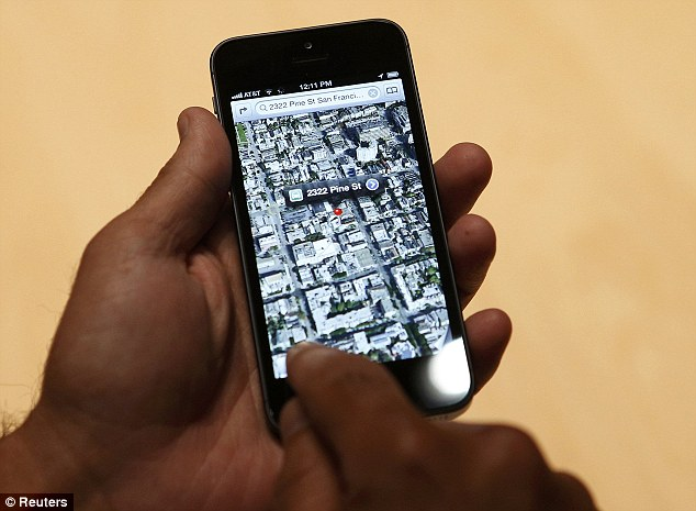 Can I Use a Map App While Driving in California?