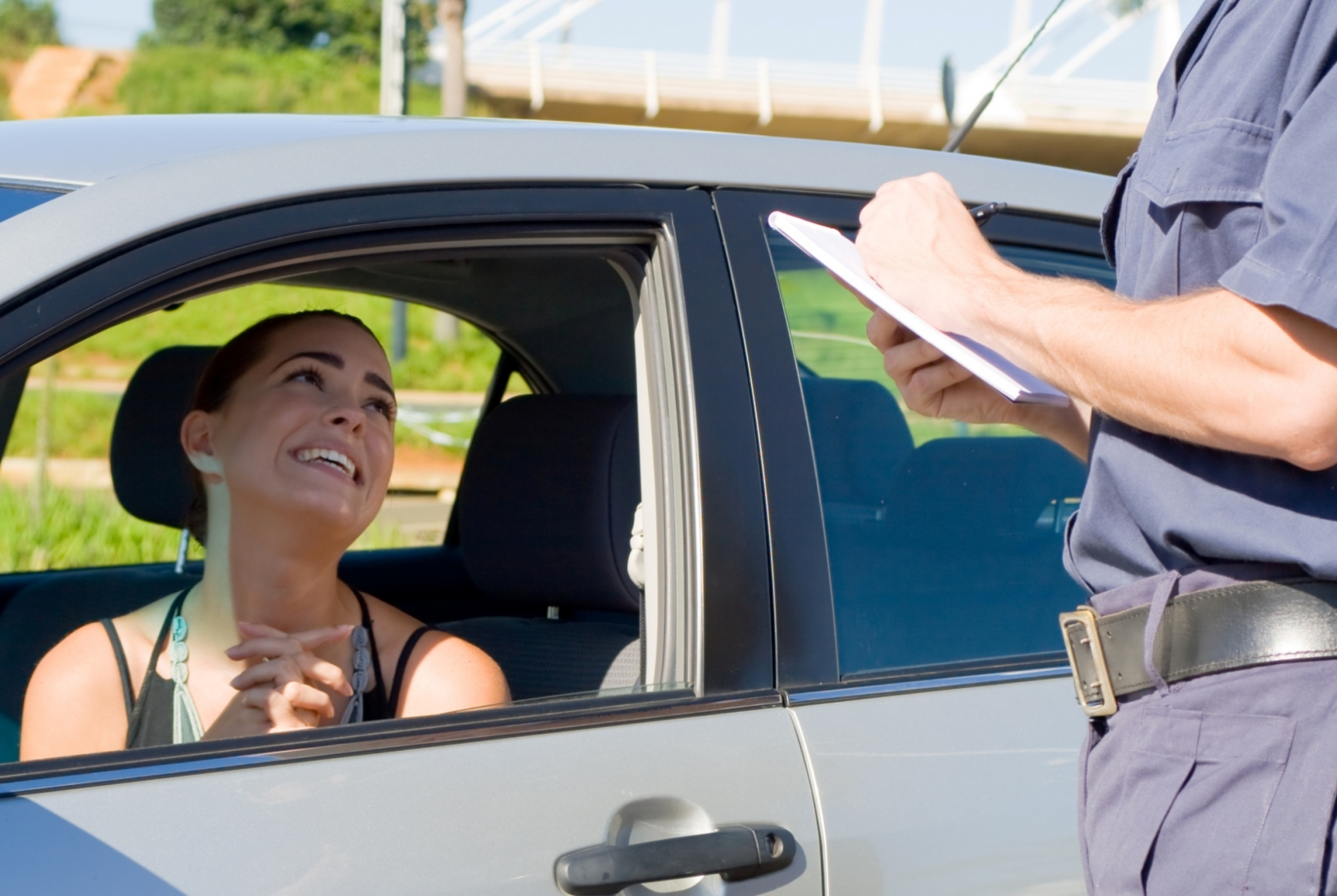 Top Five Things to Remember When Pulled over for a Traffic Violation