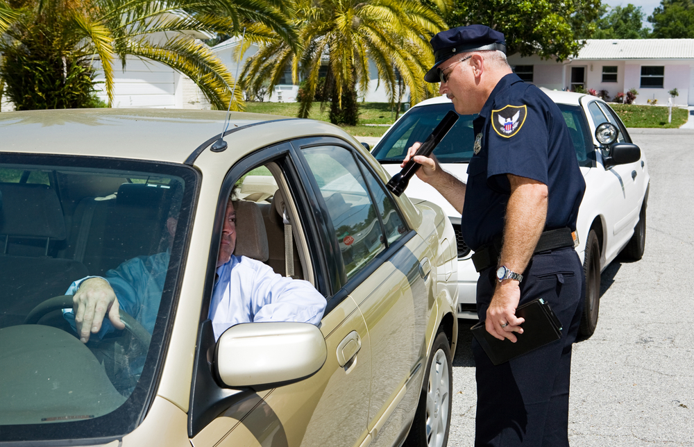 When Can a Police Officer Search My Vehicle?
