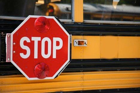 California School Bus Violation Cvc 22454 California Traffic Tickets