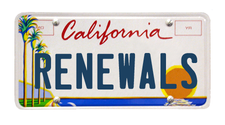 Ca Dmv Car Registration >> California Registration Vehicle Code 4152.5