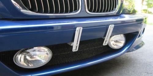 License Plate Display Failure CVC 5200 | California Traffic