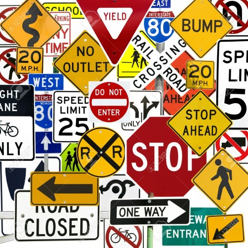Image result for obey traffic signs